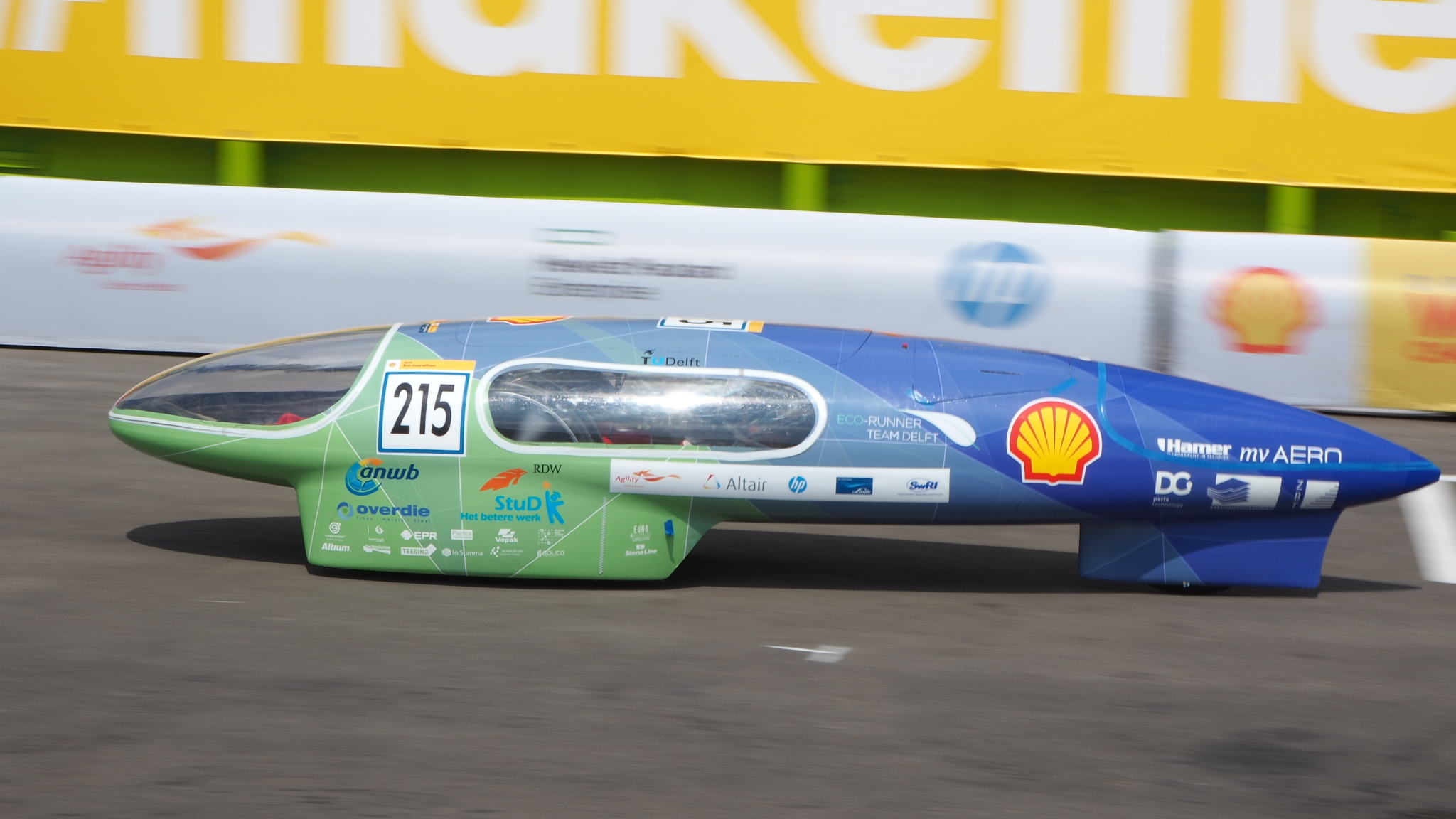 eco runner jobs in energy